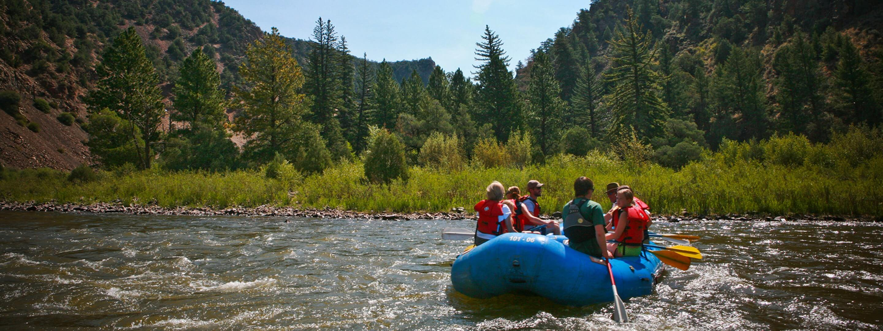 Rafting Trip Packing List: What to Bring