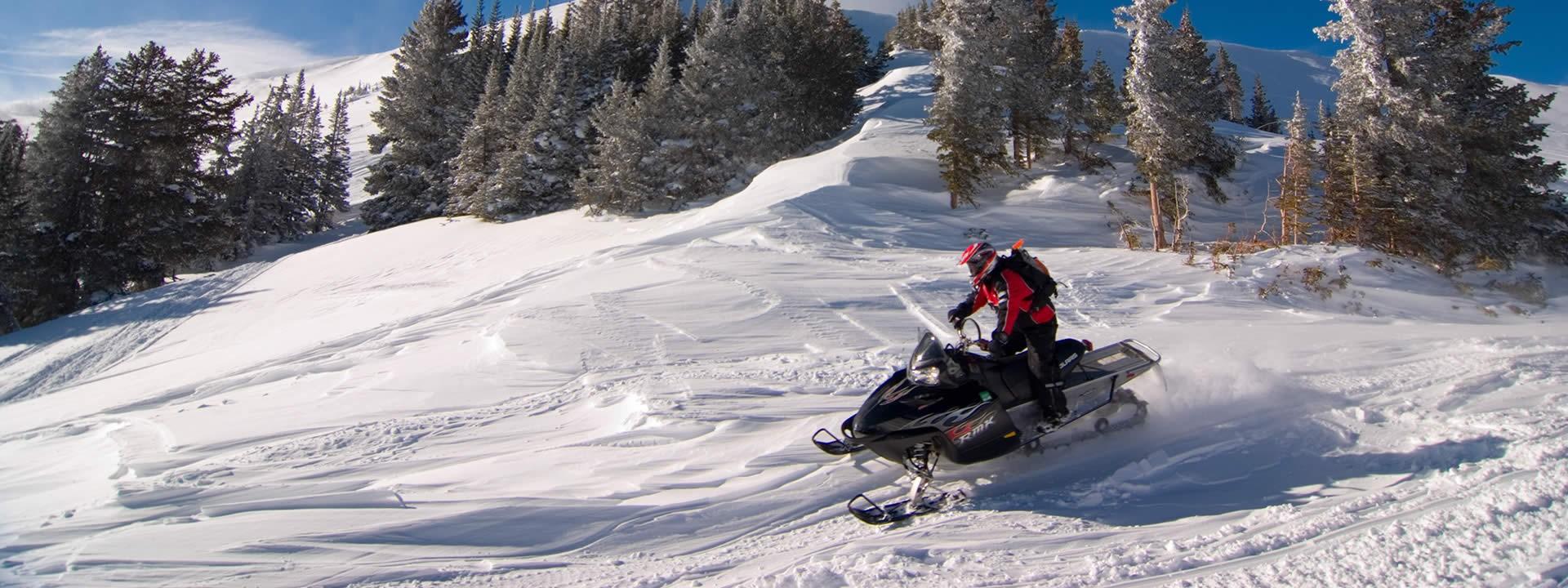 Colorado Snowmobiling Als Trails