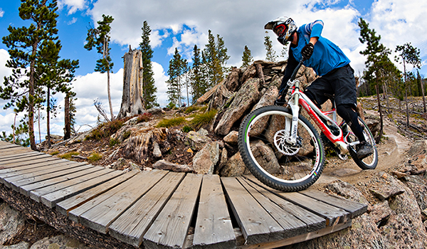 Photo Credit: Winter Park - Trestle Bike Park