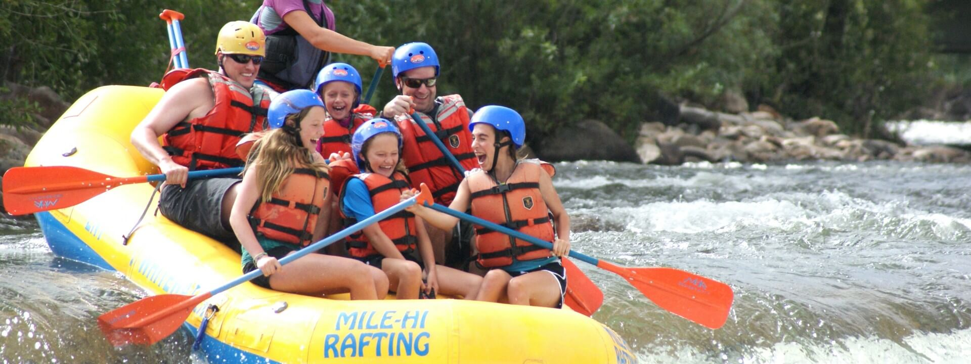 Top Six River Rafting and Floating Trips